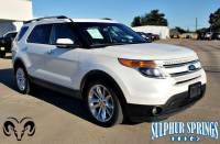 Used 2013 Ford Explorer Limited SUV