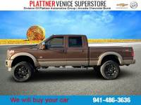 Pre-Owned 2011 Ford Super Duty F-250 SRW King Ranch Pickup