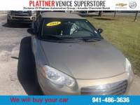 Pre-Owned 2004 Chrysler Sebring limited Convertible