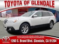 Used 2014 Subaru Outback, Glendale, CA, Toyota of Glendale Serving Los Angeles
