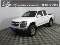 Pre-Owned 2012 Chevrolet Colorado Truck Crew Cab for Sale in Sioux Falls near Brookings