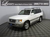 Pre-Owned 2005 Toyota Land Cruiser SUV for Sale in Sioux Falls near Brookings