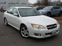 2008 Subaru Legacy 2.5i 4-Speed Automatic with Overdrive