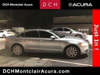 2015 Audi A6 2.0T Premium Plus Sedan