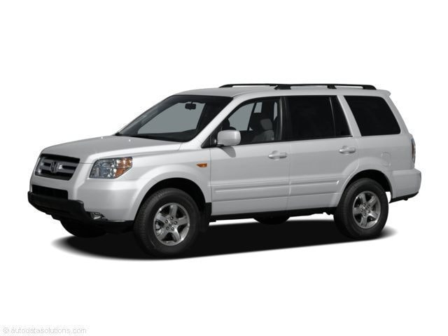 Photo Used 2006 Honda Pilot SUV EX-L with NAVI in Houston, TX