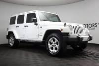 2015 Jeep Wrangler Unlimited Wrangler X