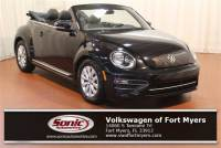 Used 2017 Volkswagen Beetle Convertible 1.8T S 1.8T S Auto in Fort Myers