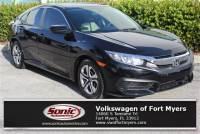 Used 2016 Honda Civic Sedan LX CVT LX in Fort Myers