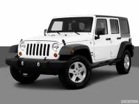 Pre-Owned 2013 Jeep Wrangler Unlimited Sahara Sport Utility