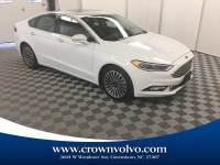 Used 2018 Ford Fusion For Sale | Greensboro NC | JR207299