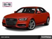 2013 Audi S4 3.0T