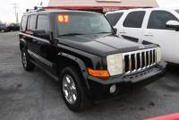 2007 Jeep Commander Limited Limited 4dr SUV for sale in Tulsa OK