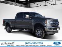2017 Ford F-350 Lariat Truck Crew Cab V-8 cyl