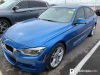 2017 BMW 3 Series 328d w/ M Sport/Premium Sedan in San Antonio