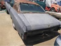 71 Chevy Monte Carlo