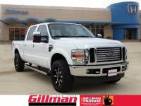 Used 2010 Ford F-250 Truck Crew Cab 4WD in Houston, TX