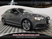 Certified 2018 Audi A3 Sedan Premium Plus Sedan in O'Fallon MO