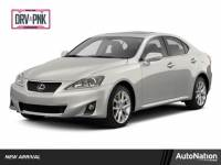 2012 LEXUS IS 250 RWD (A6)