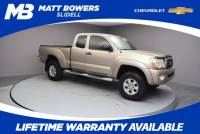 Used 2006 Toyota Tacoma 2WD Access Cab Standard Bed V6 Manual PreRunner