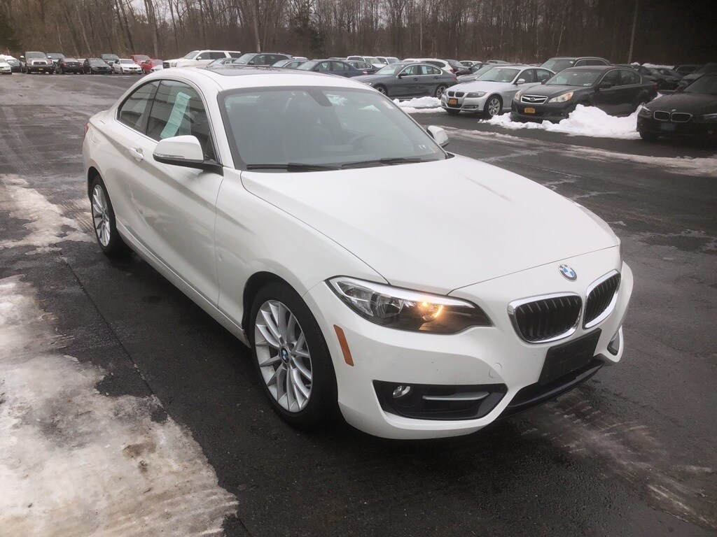 Photo Certified Pre-owned 2016 BMW 2 Series 228i xDrive For Sale in Albany, NY