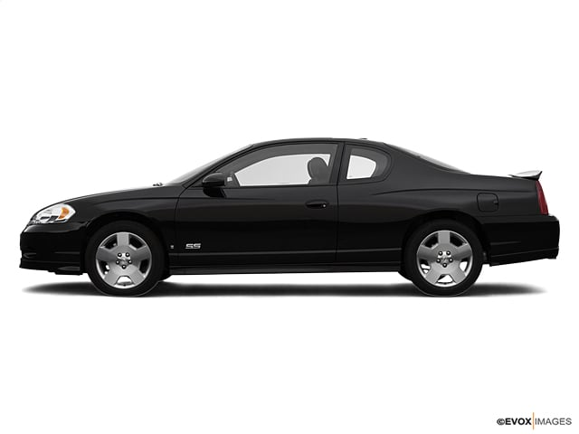 Photo Used 2007 Chevrolet Monte Carlo SS for sale Hazelwood