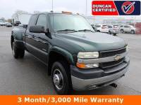 Used 2001 Chevrolet Silverado 3500 For Sale at Duncan Hyundai | VIN: 1GCJK39G81E327752