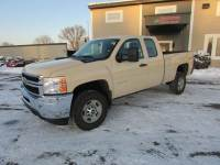 Used 2012 Chevrolet 2500HD 4x4 Duramax Ext-Cab Short Box Pickup