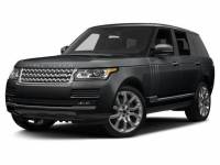 Used 2017 Land Rover Range Rover Supercharged LWB SUV For Sale in Huntington, NY
