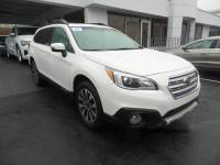 Certified 2017 Subaru Outback 2.5i Limited with SUV