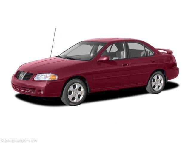Photo 2004 Nissan Sentra 1.8 S Sedan