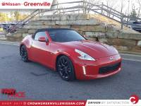 Pre-Owned 2015 Nissan 370Z Touring Convertible in Greenville SC