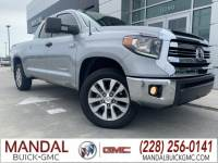 2017 Toyota Tundra 4WD SR5 Double Cab 6.5' Bed 5.7L FFV