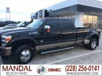 2012 Ford Super Duty F-350 DRW King Ranch Pickup