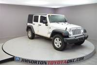 Used 2015 Jeep Wrangler Unlimited Unlimited Sport SUV