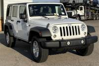Used 2014 Jeep Wrangler Unlimited Unlimited Sport SUV
