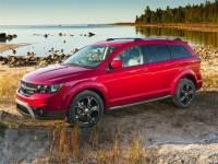 Used 2018 Dodge Journey Crossroad SUV