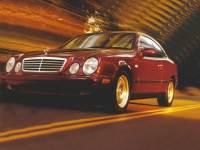 1998 Mercedes-Benz CLK-Class Base Coupe