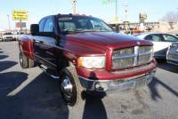 2003 Dodge Ram 3500 Laramie 4dr Quad Cab Laramie for sale in Tulsa OK