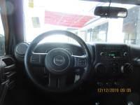 2015 Jeep Wrangler Unlimited Sport SUV 6