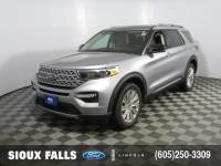 Pre-Owned 2020 Ford Explorer Limited SUV for Sale in Sioux Falls near Brookings