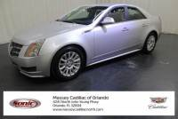 Pre-Owned 2010 Cadillac CTS 3.0L V6 RWD Luxury VIN1G6DE5EG0A0142679 Stock NumberTA0142679
