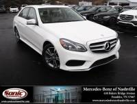2016 Mercedes-Benz E-Class E 350 Sport in Franklin