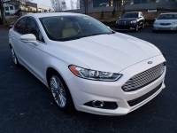 Pre-Owned 2016 Ford Fusion SE Sedan