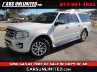 2015 Ford Expedition EL EL Limited 2WD