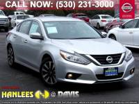 Used 2018 Nissan Altima For Sale at Hanlees Davis Nissan | VIN: 1N4AL3AP2JC116427
