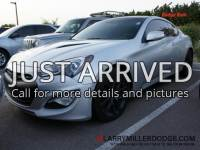 2015 Hyundai Genesis Coupe 3.8L Base 3.8L Man Base w/Black Seats