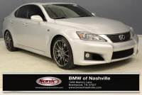 Pre-Owned 2012 Lexus IS F 4dr Sdn