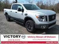 New 2019 Nissan Titan XD PRO-4X Crew Cab Pickup For Sale or Lease in Johnson City near Kingsport, Bristol & Blountville