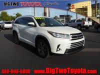 Certified Pre Owned 2017 Toyota Highlander XLE for Sale in Chandler and Phoenix Metro Area