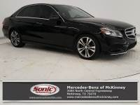 2016 Mercedes-Benz E-Class E 350 Sport Sedan in McKinney